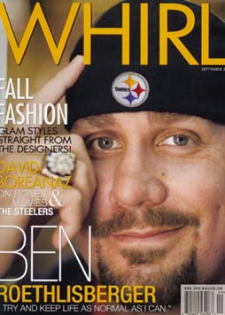 Ben Roethlisberger s Official Fan Site 458685f55